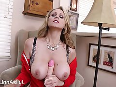 Big Boobs, Masturbation, MILF