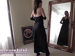 Amateur, Brunette, Stockings