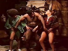 Group Sex, Interracial, Vintage