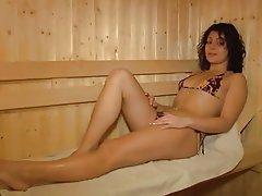 Anal, Homemade, Bathroom