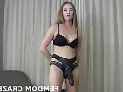 BDSM, Bisexual, Femdom, POV