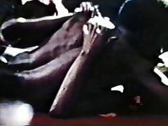 Group Sex, Interracial, Vintage