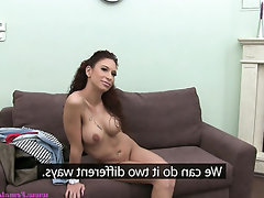 Anal, Babe, Casting, Masturbation, Secretary