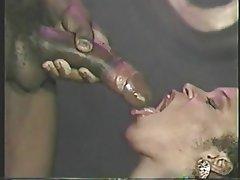 Group Sex, Interracial, Stockings, Vintage